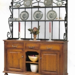 Buffet-with-Bakers-Rack
