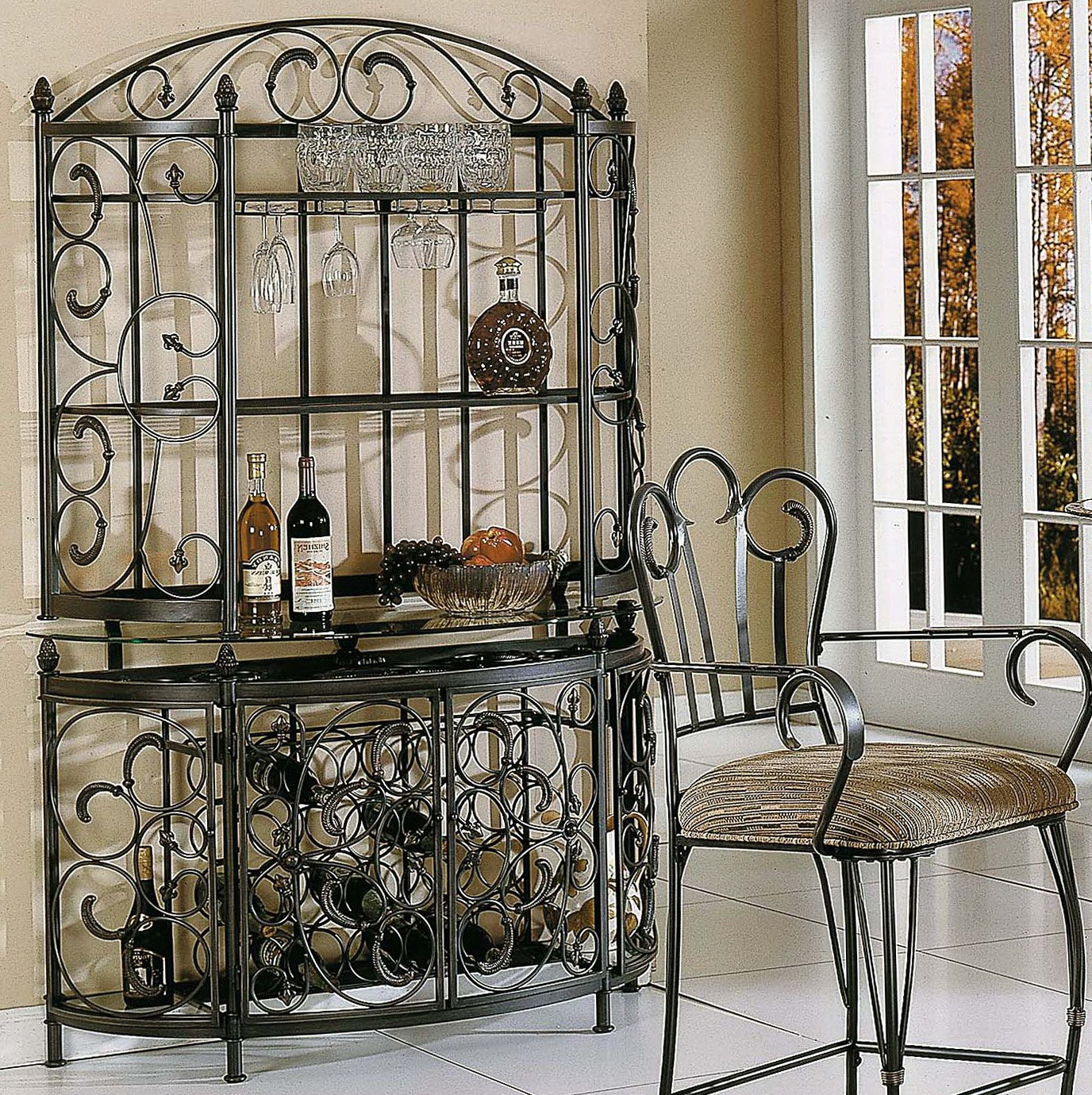 How To A Bakers Rack Furniture Tutor